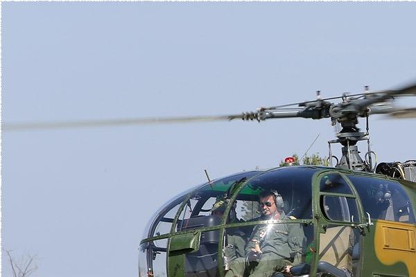Photo#8846-1-IAR IAR-316B Alouette III