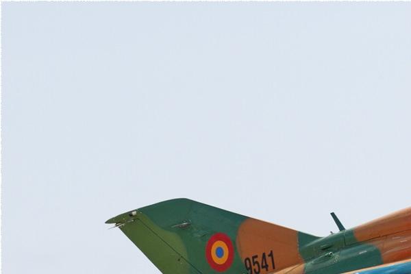 Photo#8867-1-Mikoyan-Gurevich MiG-21UM LanceR B