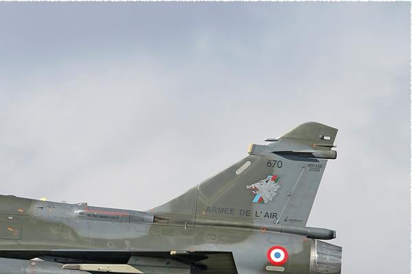Photo#8011-2-Dassault Mirage 2000D