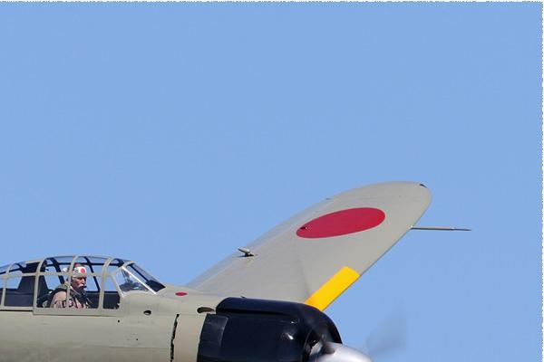 Photo#8030-2-Mitsubishi A6M2 Reisen