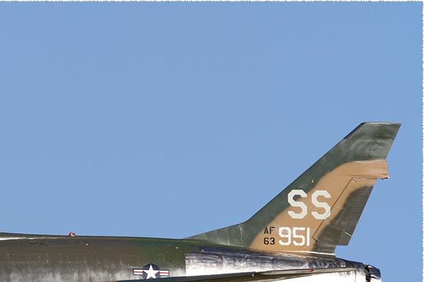 Photo#8043-2-North American F-100F Super Sabre