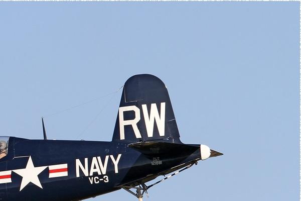 Photo#8046-2-Vought F4U-5NL Corsair