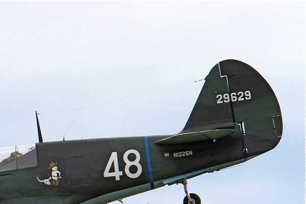 Photo#8059-2-Curtiss P-40N Warhawk