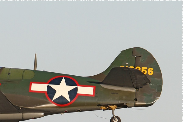 Photo#8061-2-Curtiss P-40K Warhawk