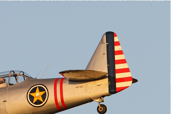 Diapo8068 Noorduyn Harvard IIB 3048/N9790Z, Houston (TX, USA) 2014