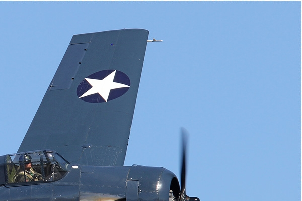Photo#8106-2-Grumman FM-2P Wildcat