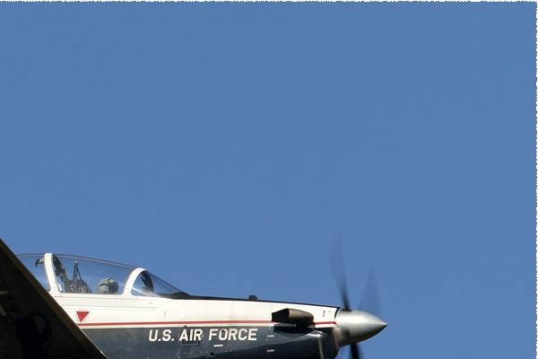 Photo#8211-2-Raytheon T-6A Texan II