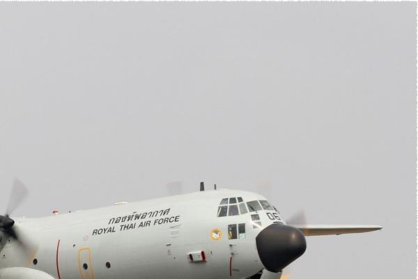 Photo#8401-2-Lockheed C-130H-30 Hercules