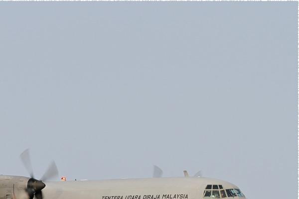 Photo#8458-2-Lockheed C-130H-30 Hercules
