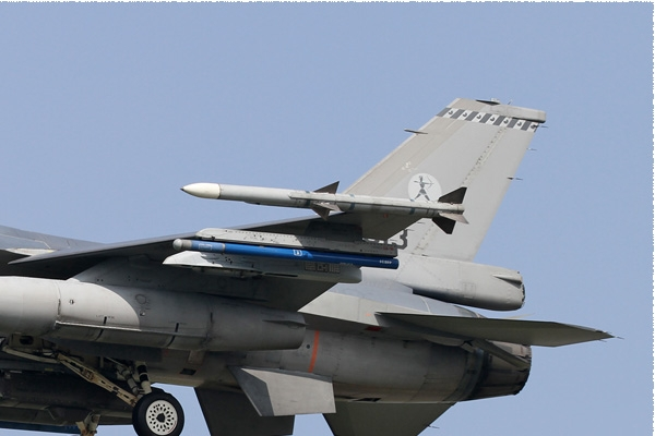 Photo#8509-2-General Dynamics F-16AM Fighting Falcon