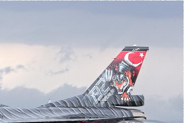 Photo#8574-2-General Dynamics F-16D Fighting Falcon