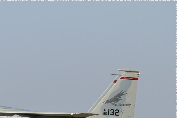 Photo#8822-2-McDonnell Douglas F-15D Eagle