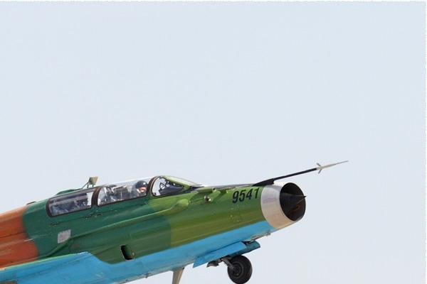 Photo#8867-2-Mikoyan-Gurevich MiG-21UM LanceR B