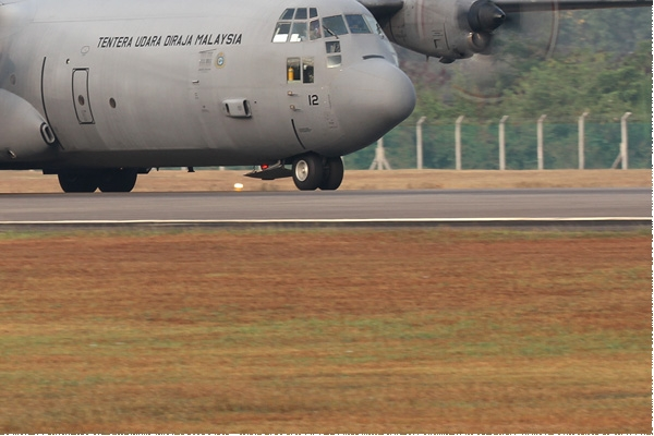 Photo#8455-4-Lockheed C-130H-30 Hercules