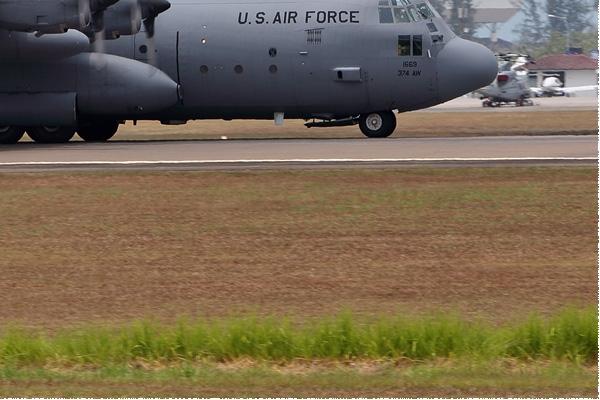 Photo#8491-4-Lockheed C-130H Hercules