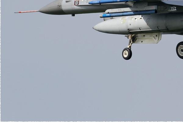 Photo#8520-3-General Dynamics F-16BM Fighting Falcon