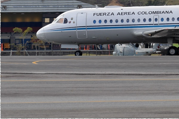 Photo#8704-3-Fokker F28-1000 Fellowship