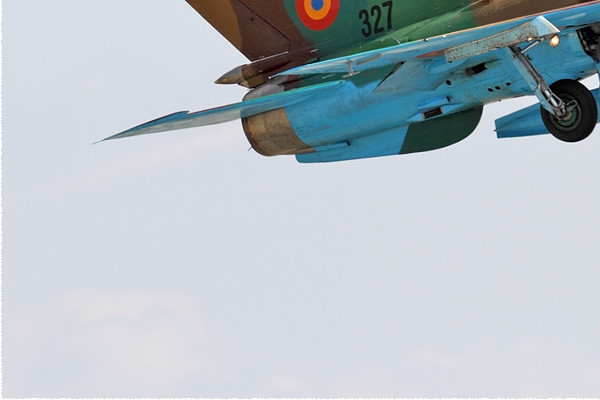 Photo#8861-3-Mikoyan-Gurevich MiG-21UM LanceR B