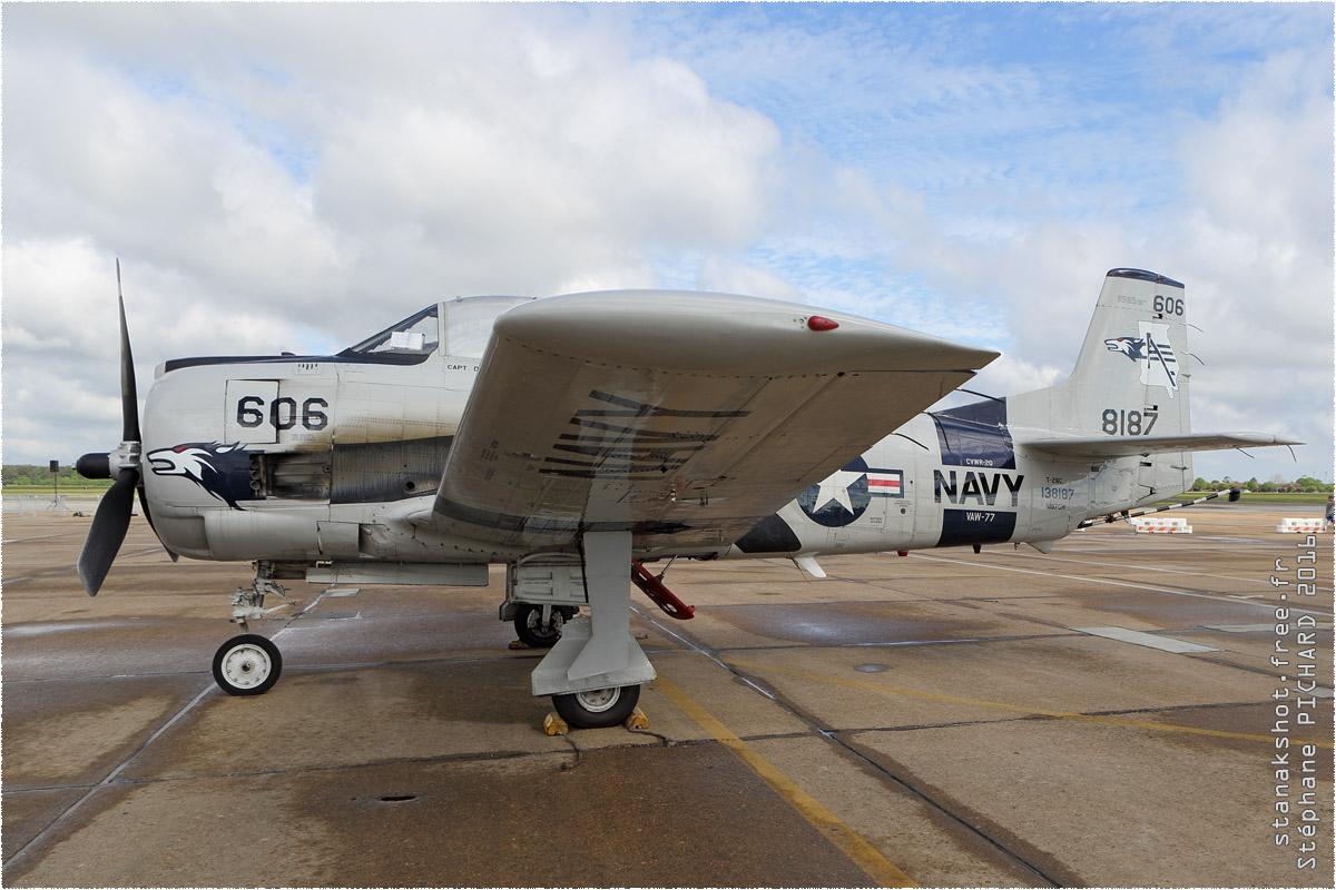 tof#9072 T-28 enregistré aux USA au statique à Langley (VA, USA) en 2016