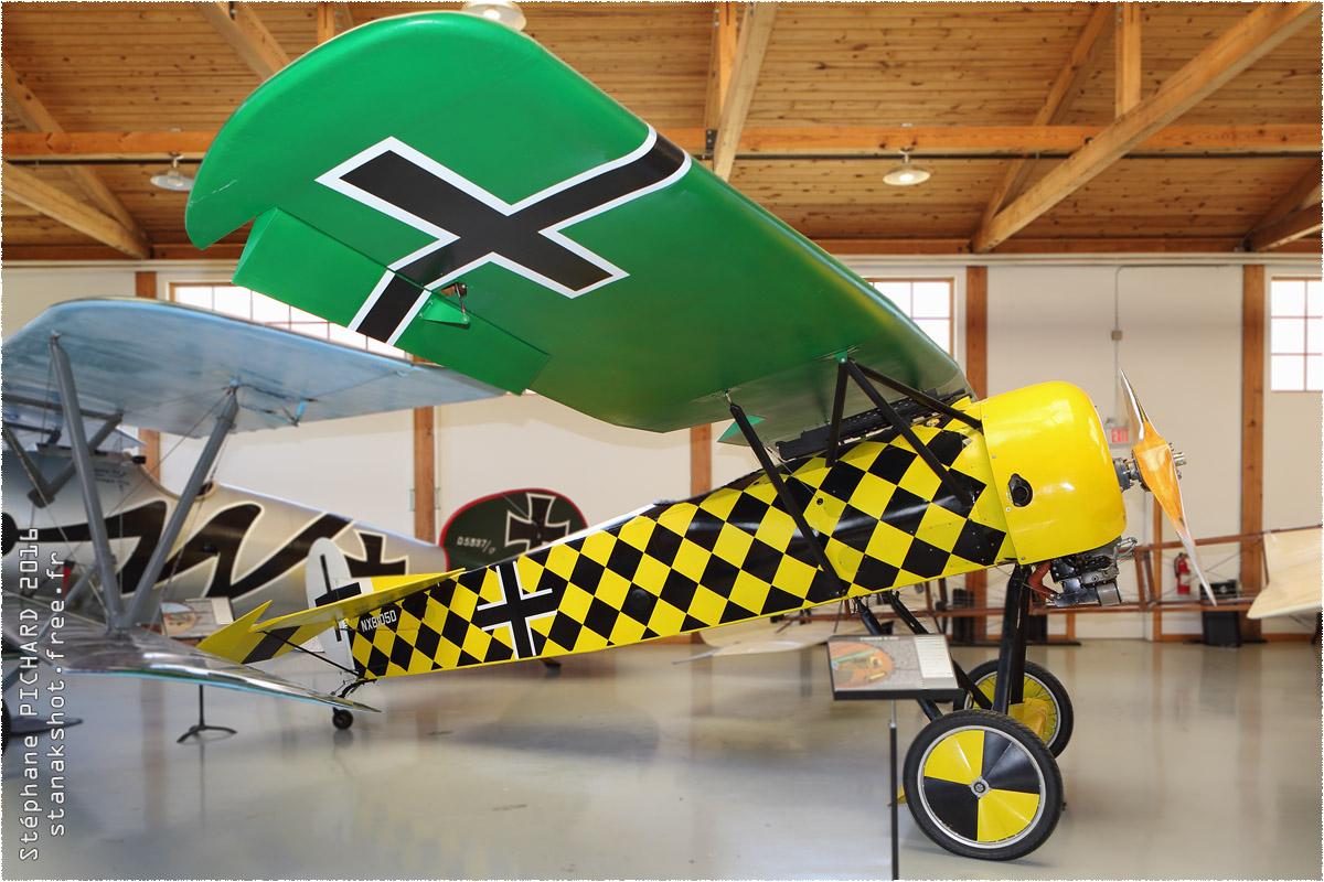 tof#9177_Fokker D.VIII_enregistré aux USA
