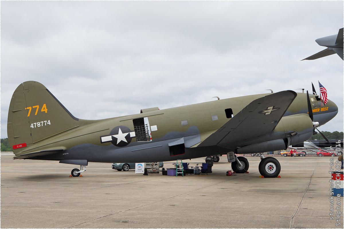 tof#9248 Commando enregistré aux USA au statique à Cherry Point (NC, USA) en 2016