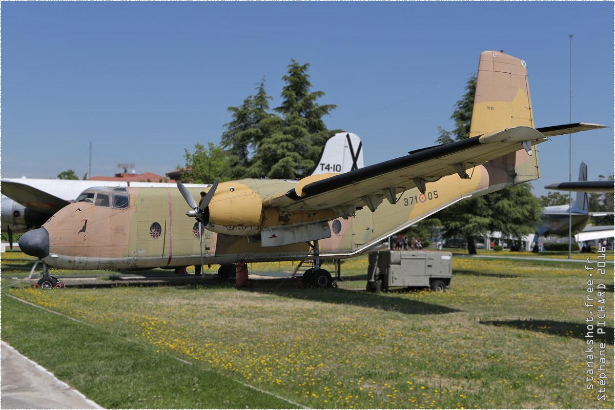 tof#9710_Caribou_de la Force aérienne espagnole