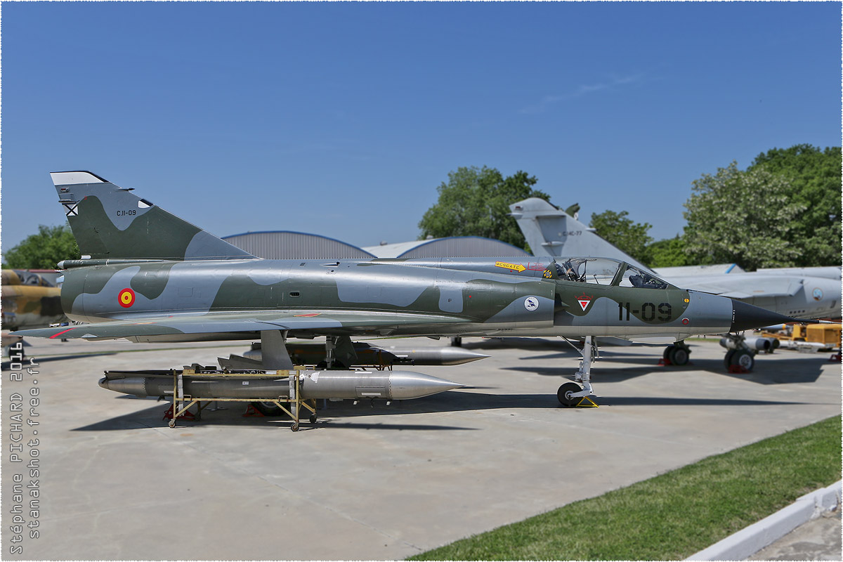 tof#9716_Mirage III_de la Force aérienne espagnole