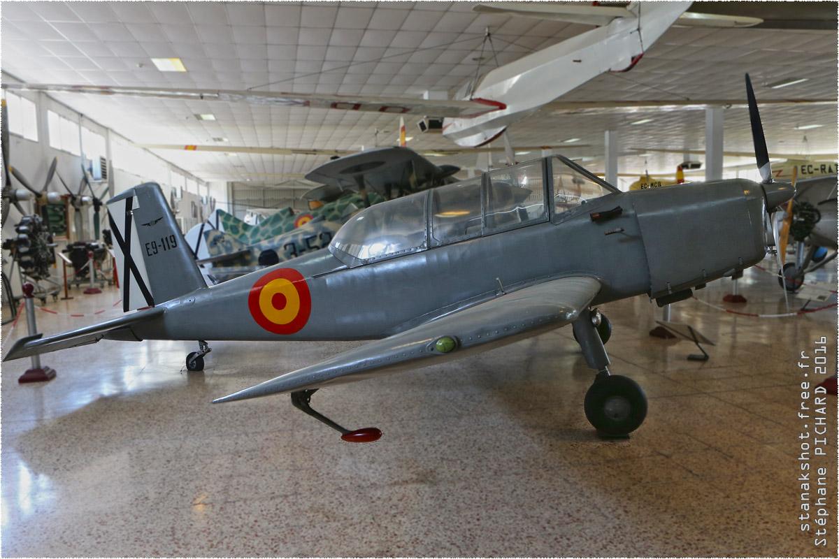 tof#9721 I-115 de la Force aérienne espagnole au statique à Cuatro Vientos (ESP) en 2016