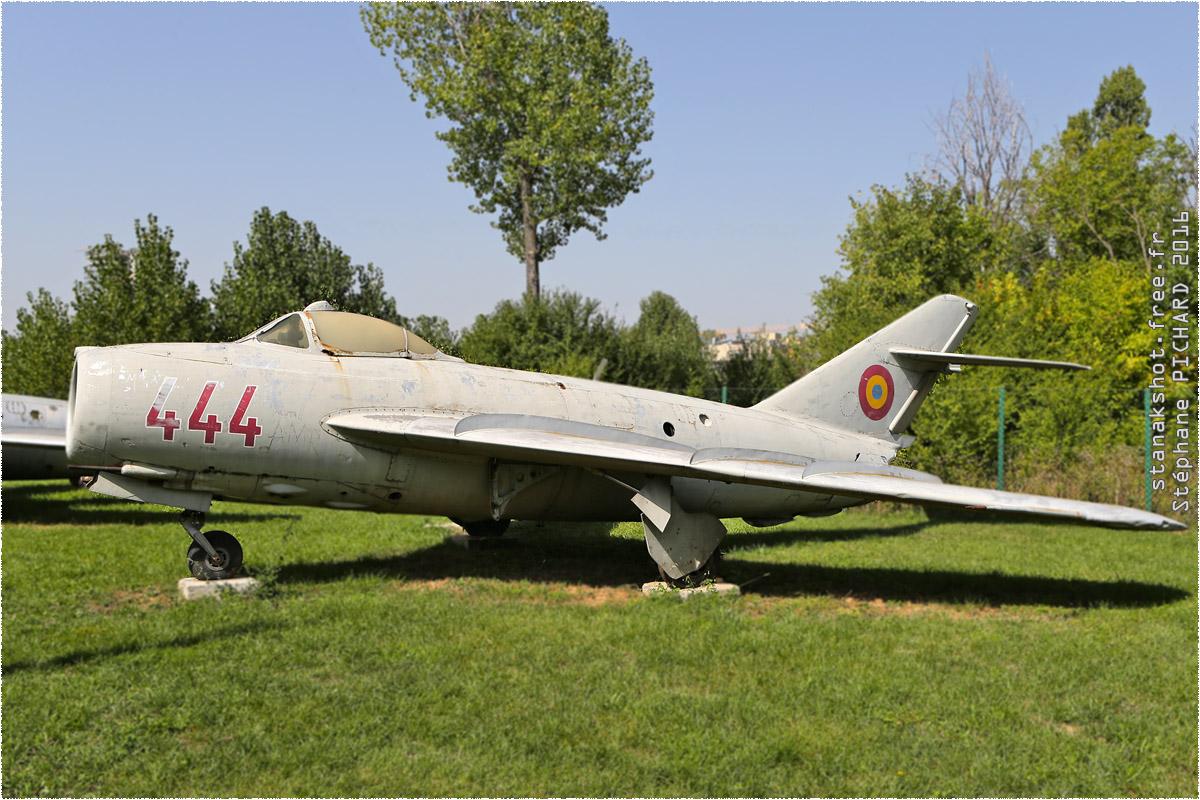 tof#9734_MiG-17_de la Force aérienne roumaine