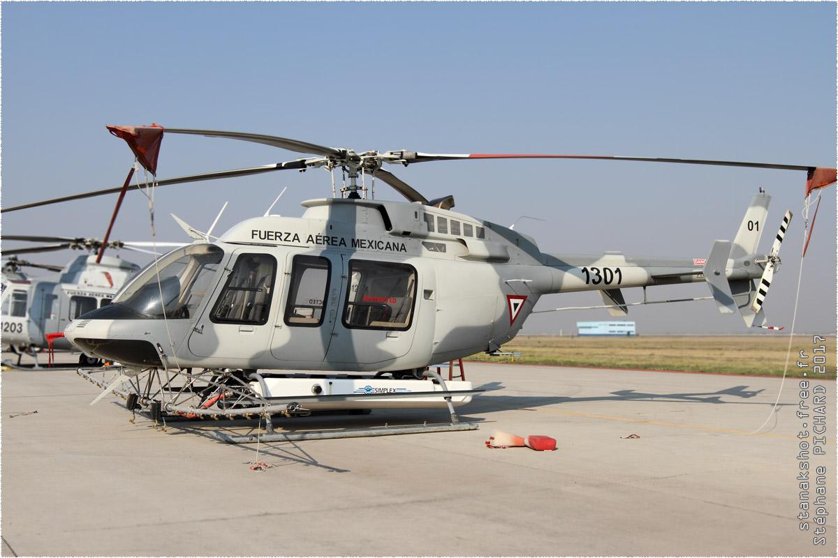 tof#9793_Bell 407_de la Force aérienne mexicaine
