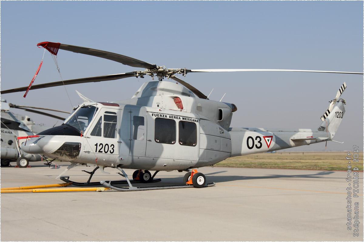 tof#9795_Bell 412_de la Force aérienne mexicaine