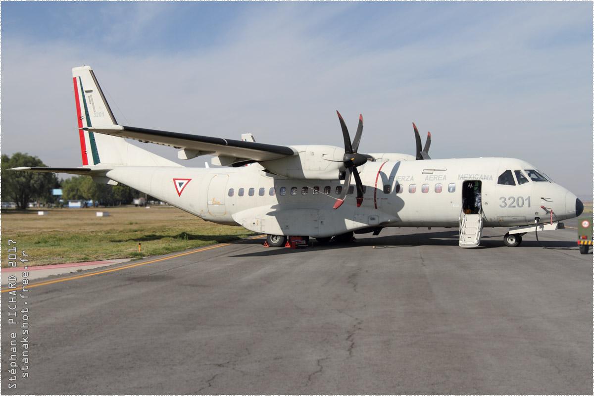 tof#9805_C-295_de la Force aérienne mexicaine