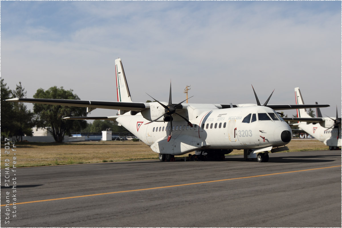 tof#9808_C-295_de la Force aérienne mexicaine