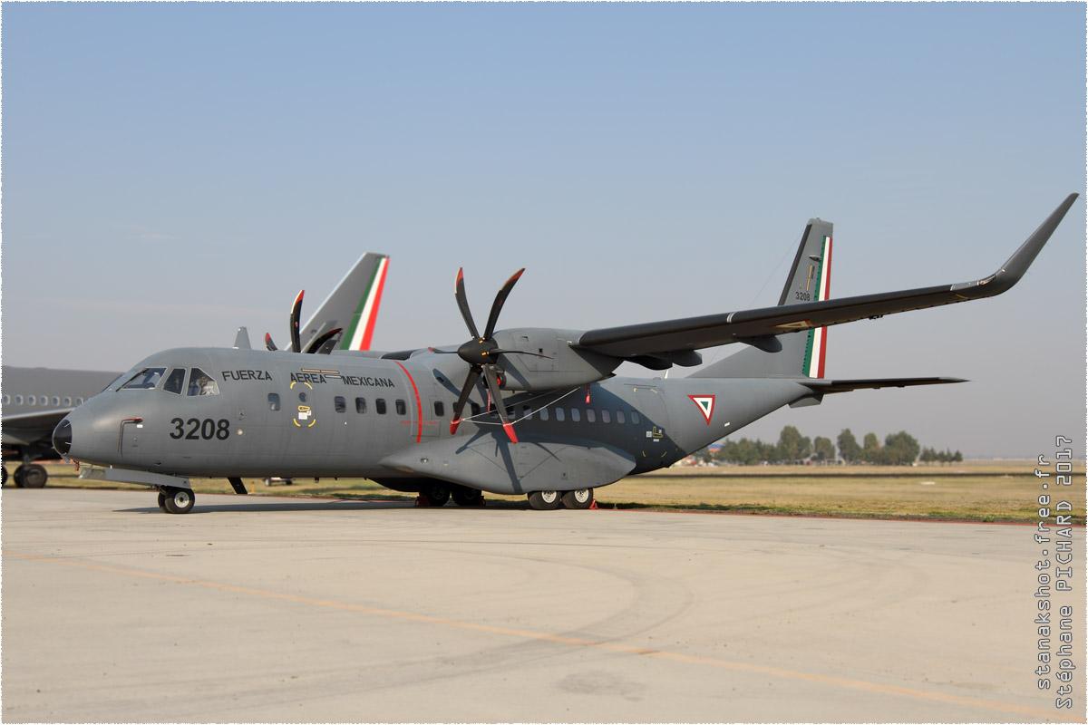 tof#9809_C-295_de la Force aérienne mexicaine