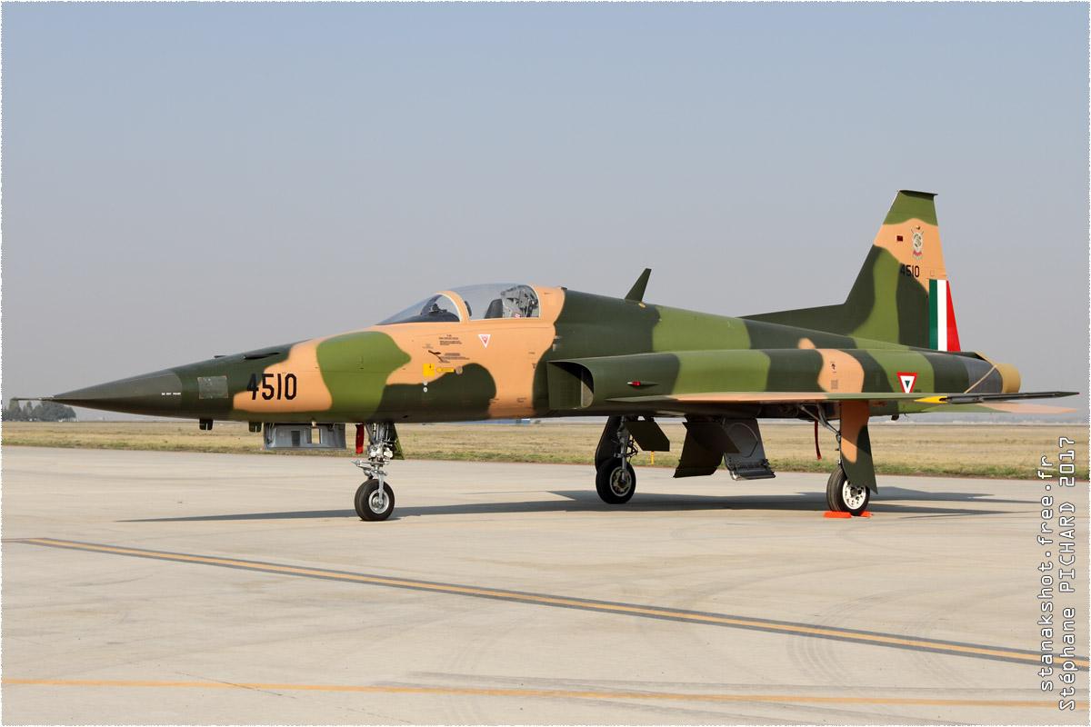 tof#9814_F-5_de la Force aérienne mexicaine