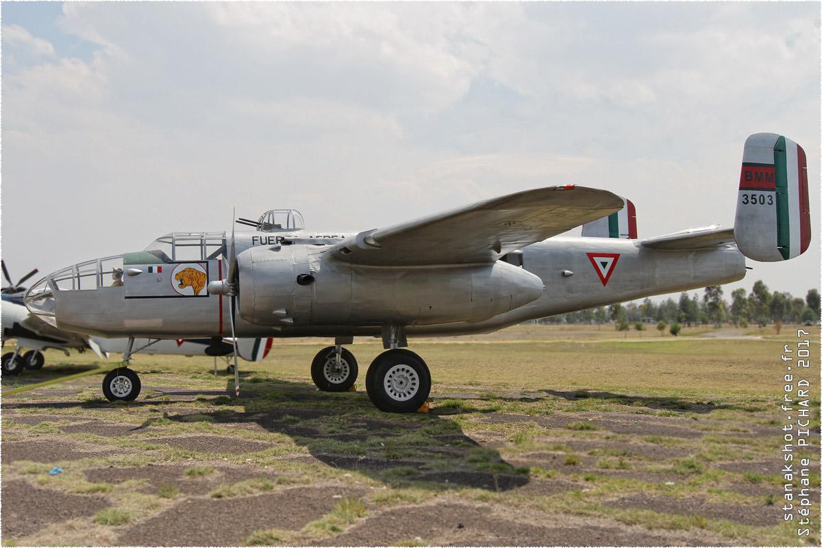 tof#9822_B-25_de la Force aérienne mexicaine