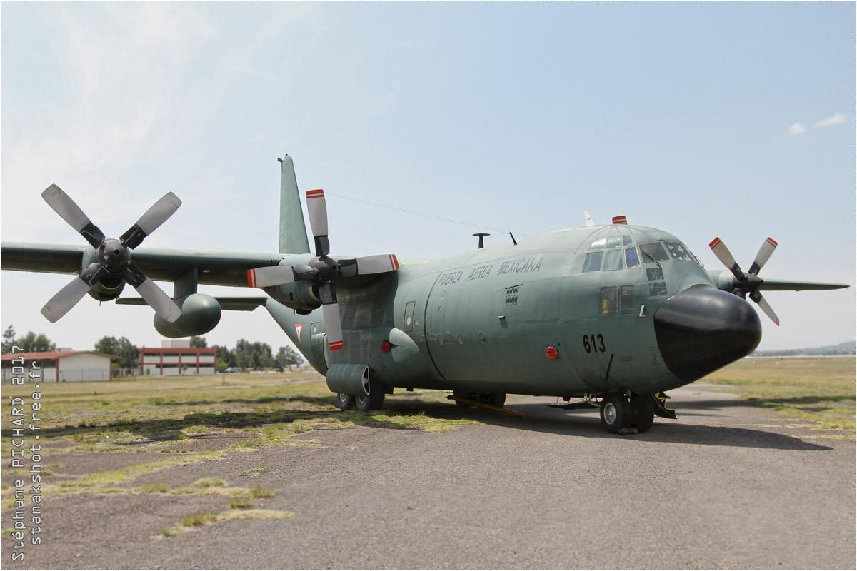 tof#9824_C-130_de la Force aérienne mexicaine