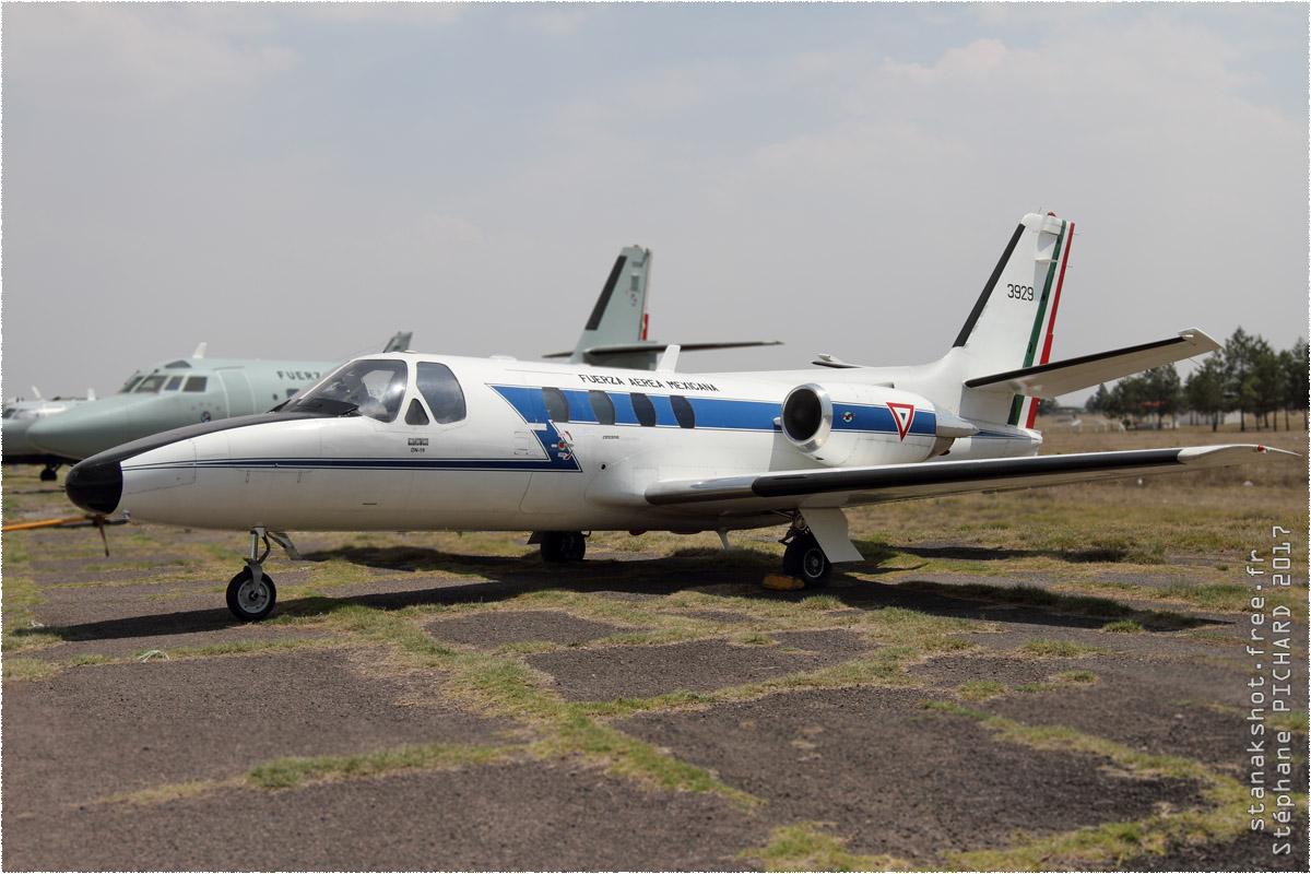 tof#9826_Citation_de la Force aérienne mexicaine