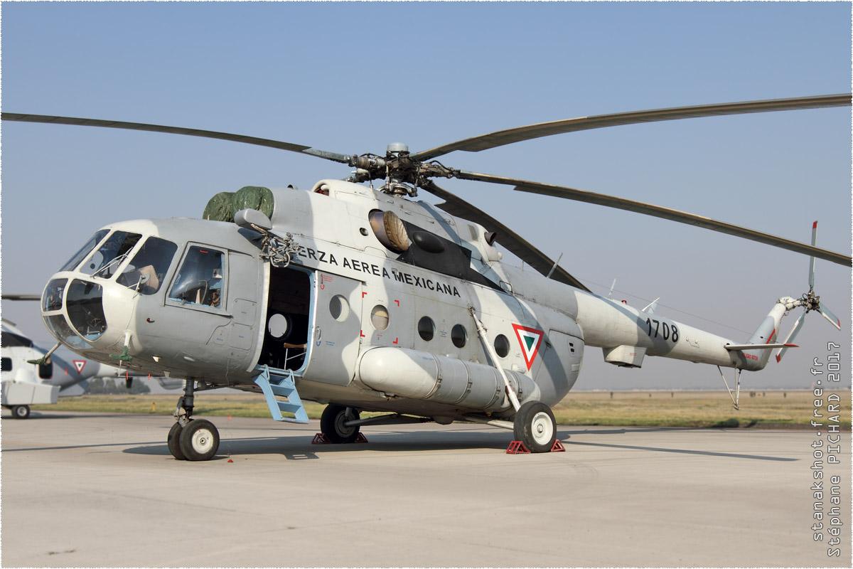 tof#9831_Mi-8_de la Force aérienne mexicaine