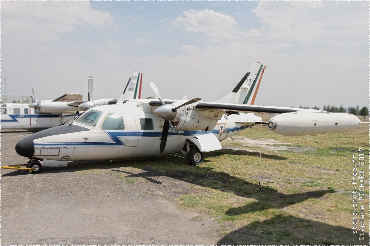 tof#9835_MU-2_de la Force aérienne mexicaine