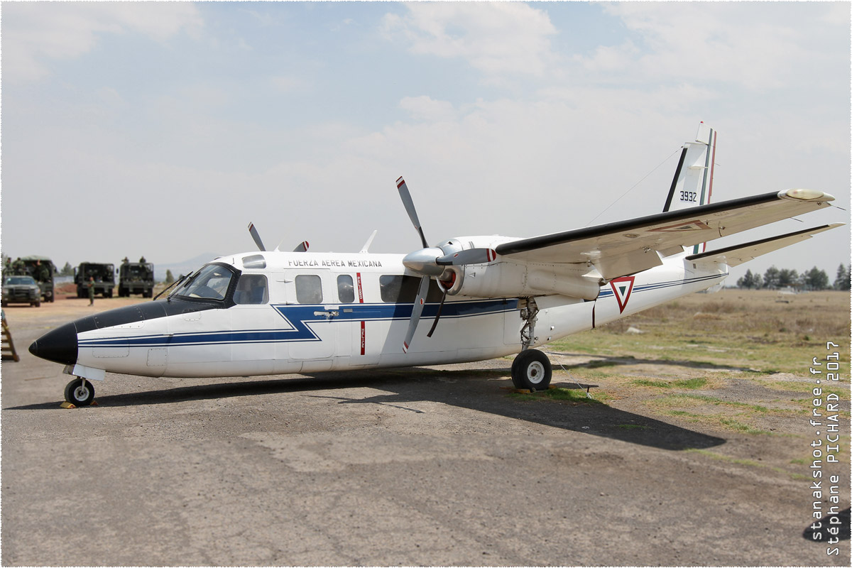 tof#9843_Commander 500_de la Force aérienne mexicaine