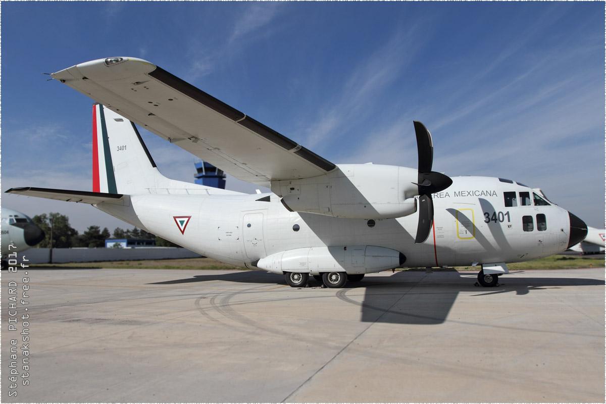 tof#9847_Spartan_de la Force aérienne mexicaine