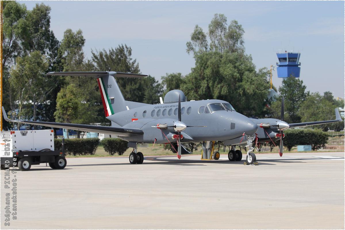 tof#9859_King Air_de la Force aérienne mexicaine