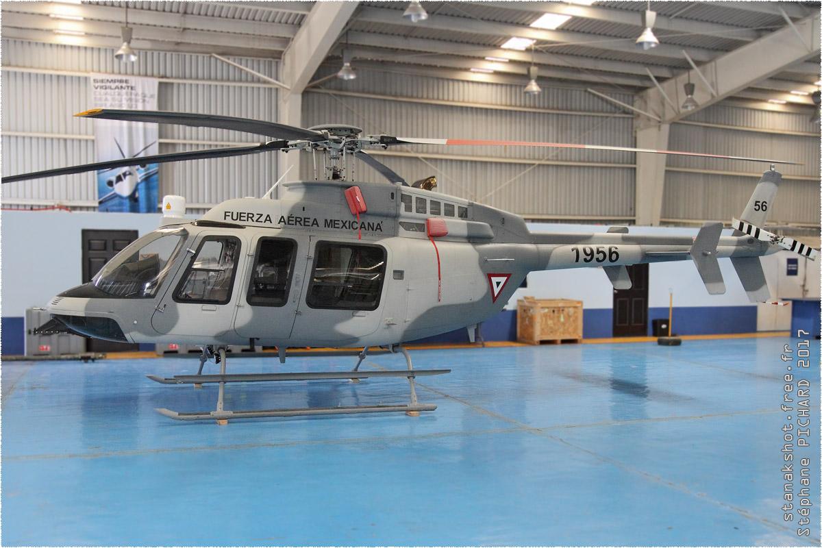 tof#9860_Bell 407_de la Force aérienne mexicaine