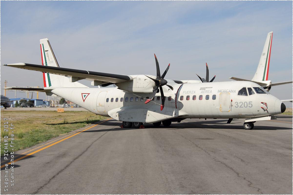 tof#9869_C-295_de la Force aérienne mexicaine