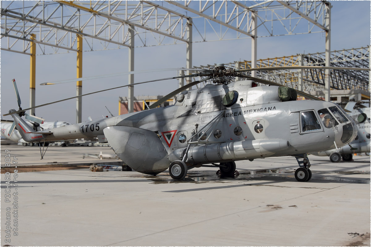 tof#9888_Mi-8_de la Force aérienne mexicaine