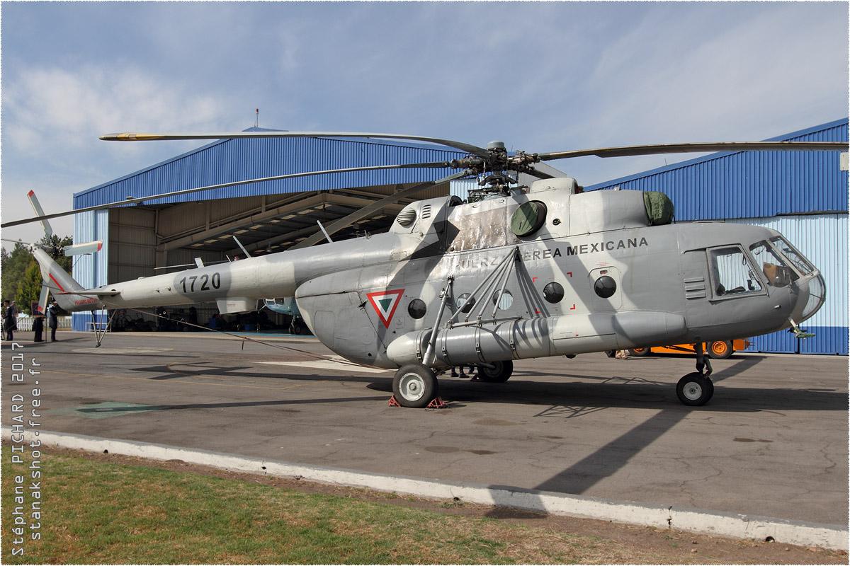 tof#9892_Mi-8_de la Force aérienne mexicaine