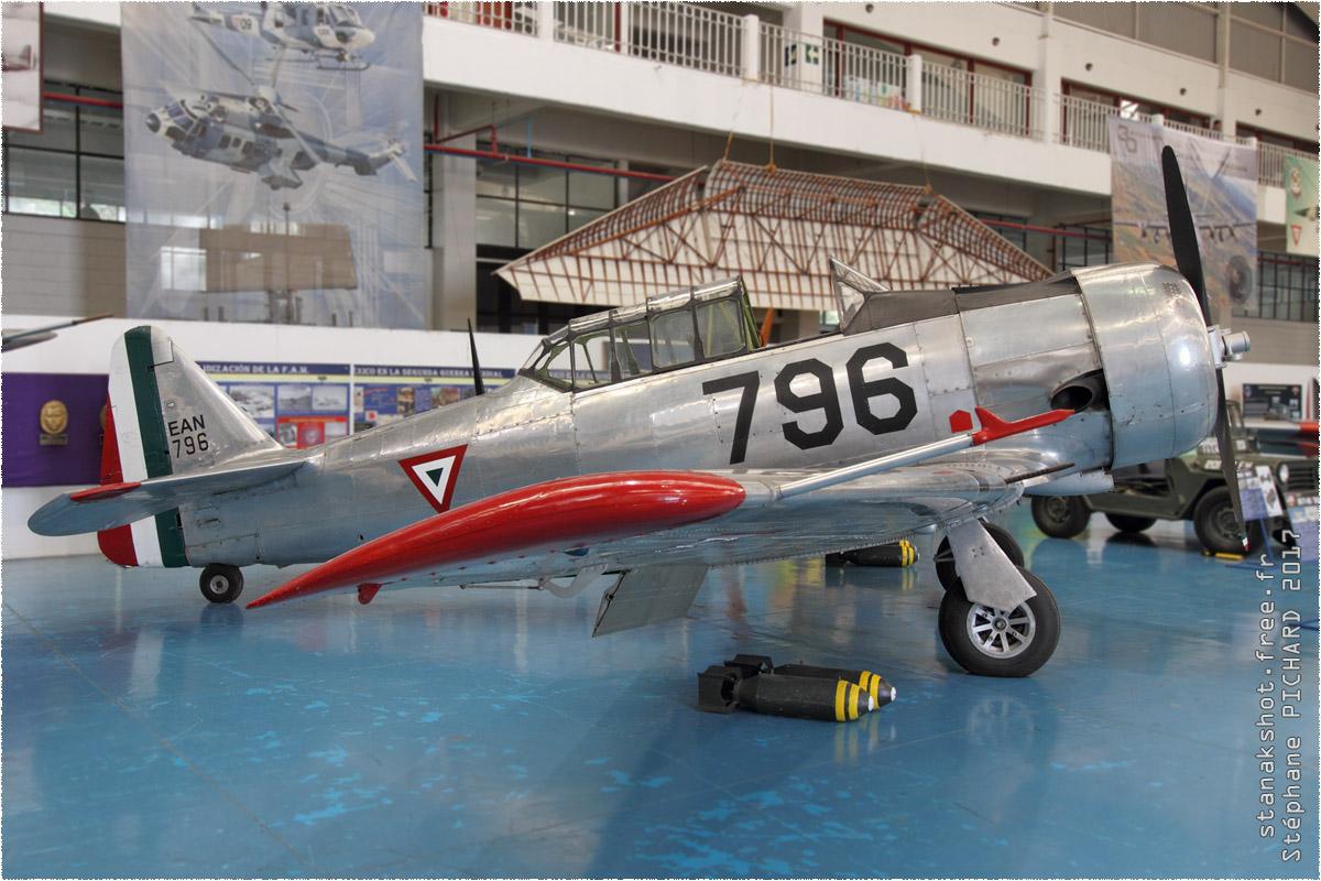 tof#9899_T-6_de la Force aérienne mexicaine