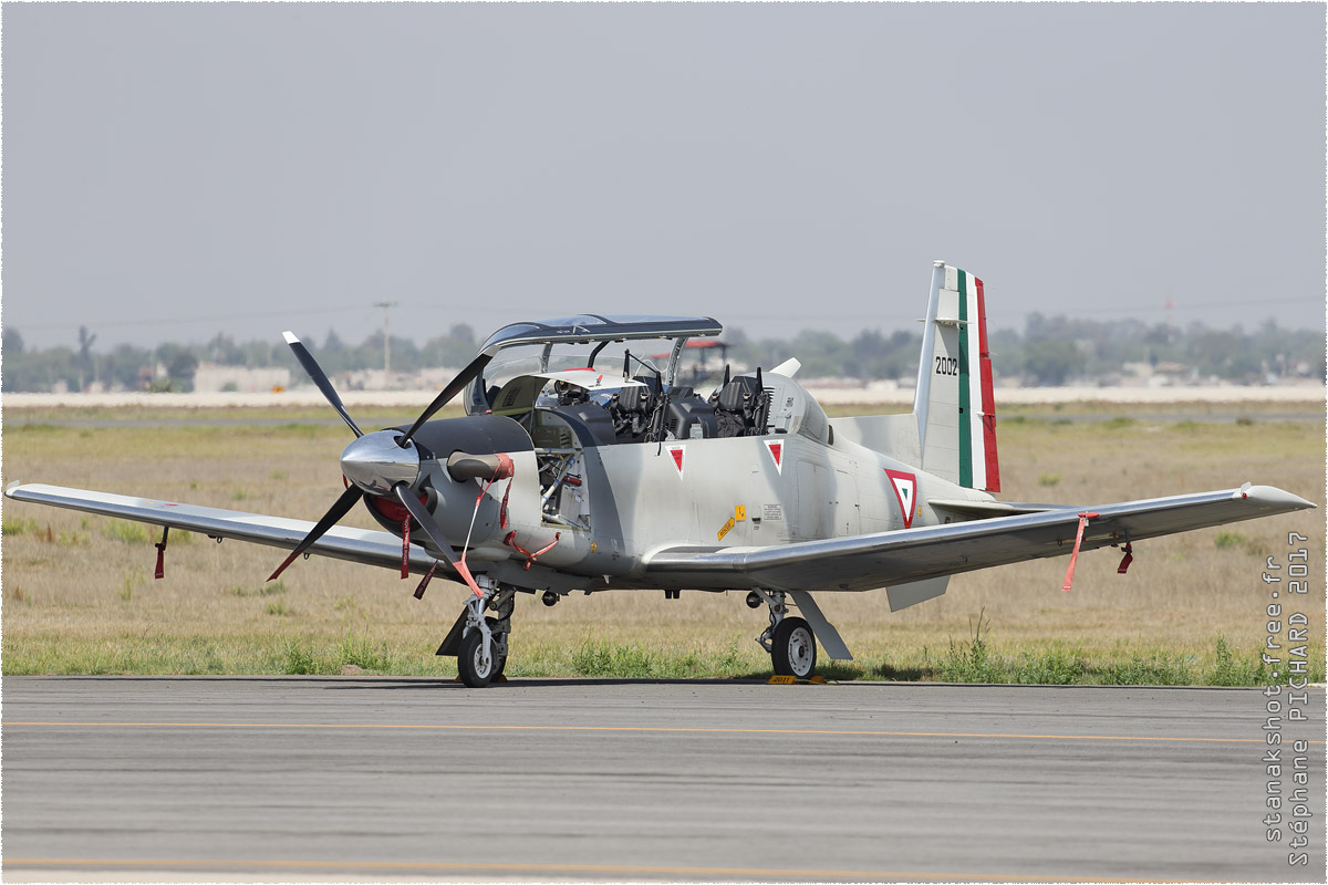 tof#9901_Texan 2_de la Force aérienne mexicaine