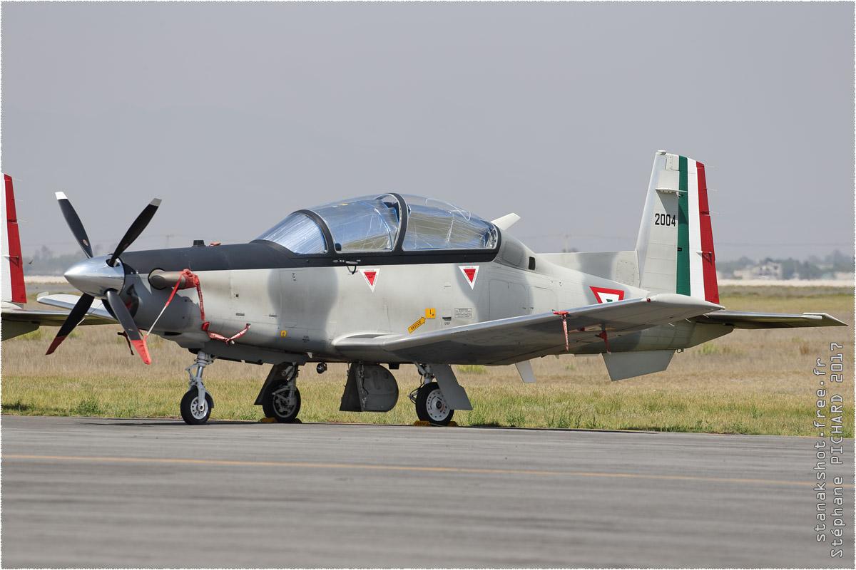 tof#9903_Texan 2_de la Force aérienne mexicaine